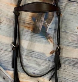 Western bridle w/ browband full size