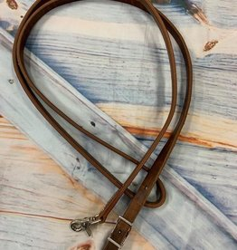 """Roping Reins Leather 3/4"""",TORY"""