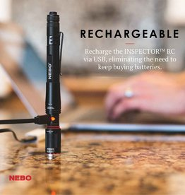 Nebo rechargeable flashlight