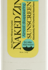 Naked Bee Naked Bee Zinc Sunscreen Stick
