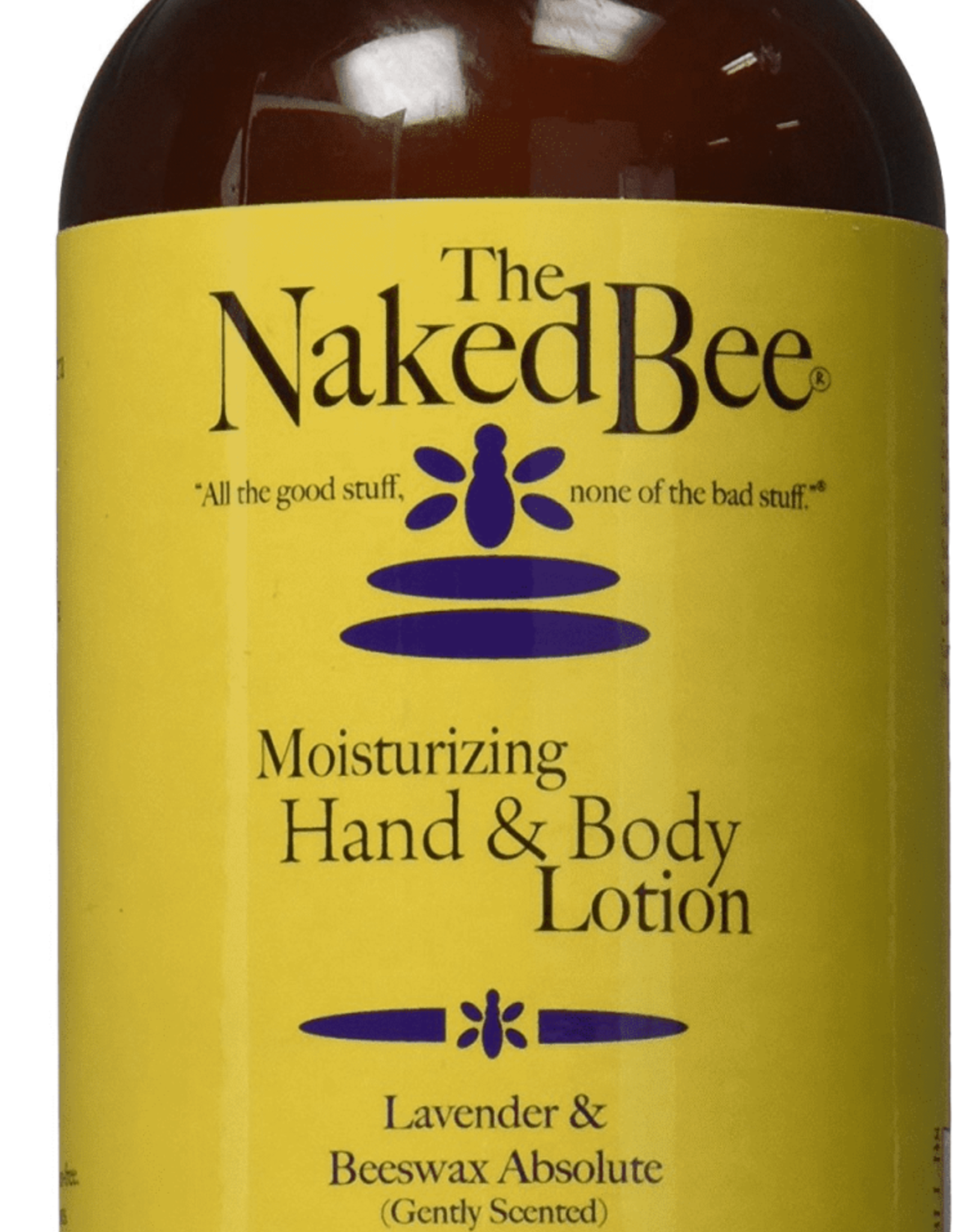 Naked Bee Naked Bee Moisturizing hand & body lotion Lavender