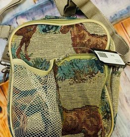 "Lunch Box/DayPack 9"" Tapestry"