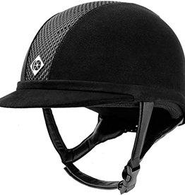 Charles Owen Helmet ASTM AYR8 Co Plus