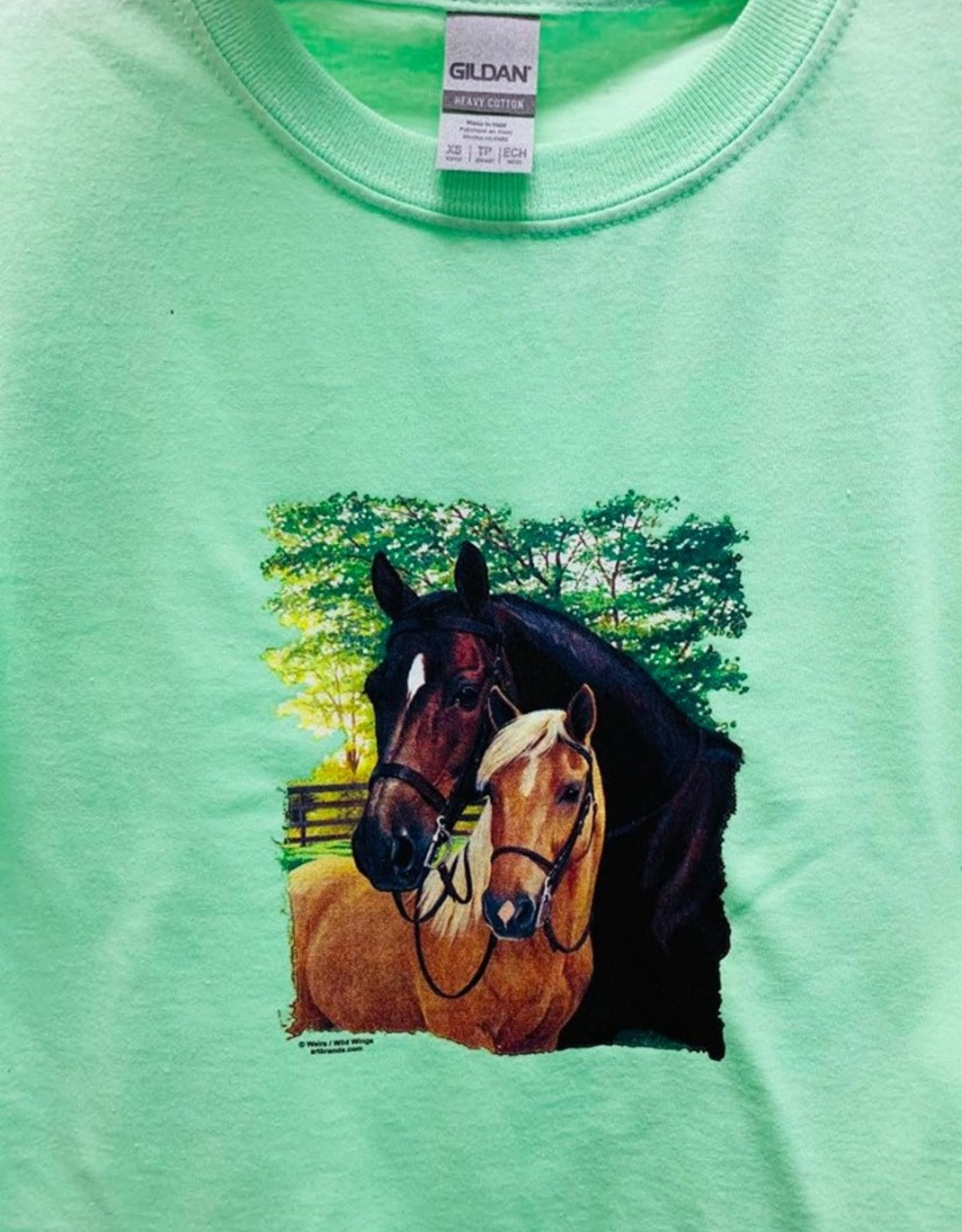 Kids Horses with bridles Tee