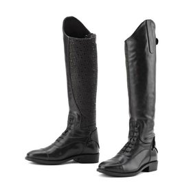 Ovation Sofia Grip Black Field Boot- Ladies'