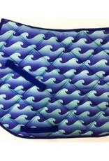 All Purpose Saddle Pad Wave