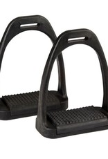Polymer Stirrup Irons with colored treads