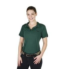 Tuff Rider Ladies Taylor Short Sleeve Polo