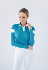 chestnut bay Performance Rider Long sleeve sun shirt