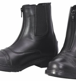Tuff Rider Starter Zip Paddock Boots Ladies