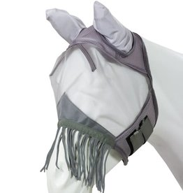 Got Flies Fine Mesh Fly Mask with Fringe