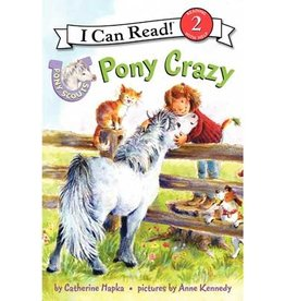 I can read Pony scout series