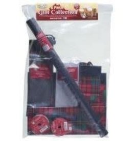 Gift Wrapping Plaid Assortment