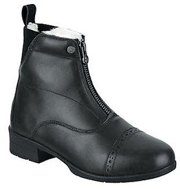 Icelock Fron Zip Merino Paddock Boot