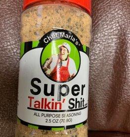 Chef Marla's Talkin Shit(arein) 2.5oz