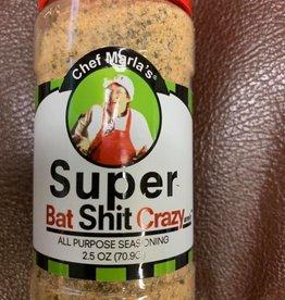 Chef Marla's Bat Shit(arein) 2.5oz