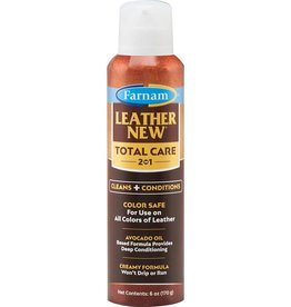 Farnam Leather New Total Care 2in1