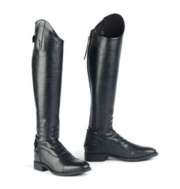 Ovation Sofia Black Field Boot- Ladies' Synthetic