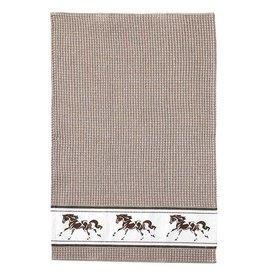 Running Horse Kitchen Towel