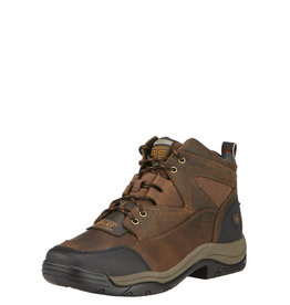 Ariat Mens Terrain Wide Square Toe Steel Toe Work Boot