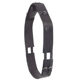 Camelot Camelot leather 8 ring surcingle