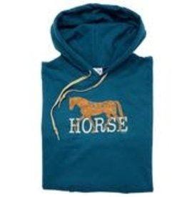 Stirrups Horses Hoodie