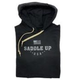Stirrups Saddle Up Hoodie