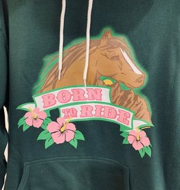 Born to Ride Hoodie