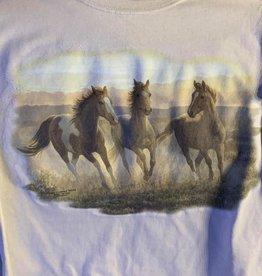 Kids T Shirt 3 horse design