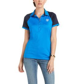 Ariat Team 3.0 Short Sleeve Polo Ladies