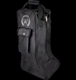 WALDHAUSEN Tall Boot Bag -  Black