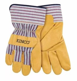Kinco ChildsGrain Pigskin Leather Palm Work Glove