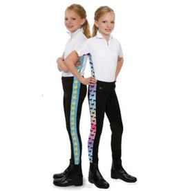 Riding Tights with complimenting Trims