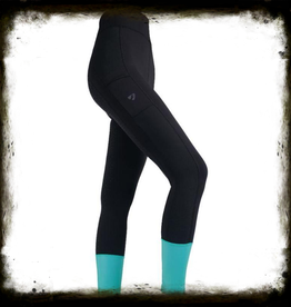 Textured Riding Tights