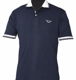 Tuff Rider Mens Short Sleeve  Polo Shirt