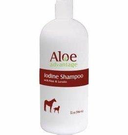 Aloe Advantage Iodine Shampoo 32oz