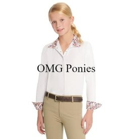 Ovation Shirt Tech Ellie Childs Ponies