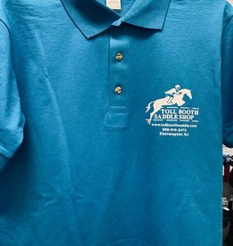Polo Shirt w/ Toll Booth logo