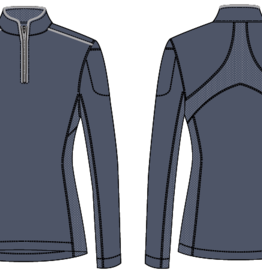 chestnut bay Performance Rider SkyCool l/s
