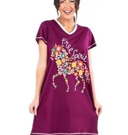 lazy One Free Spirit Nightshirt