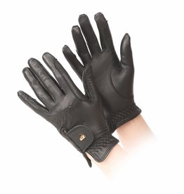 Aubrion Leather Riding Gloves