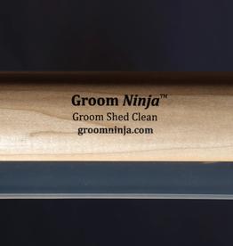 Groom Ninja water squeegee/scraper large