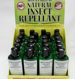 Moisturizing Natural Insect Repellent
