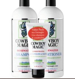 Cowboy Magic Shampoo& Conditioner Wrap