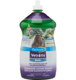 Vetrolin  Bath Conditioning Shampoo 32 OZ