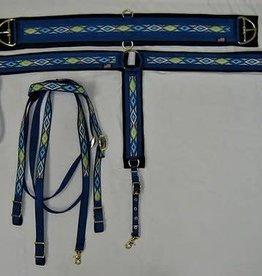 Ronmar Spirit Weave Trim Western 3 pc Set Horse
