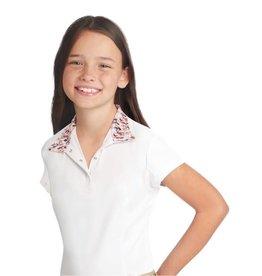 Ovation Ellie Child's Tech Show Shirt- Short Sleeve