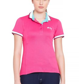 Equine Couture EQ Kristen Ladies SS Polo Shirt
