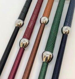 USG Croco Dressage Whip