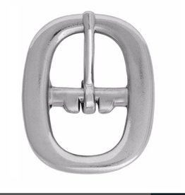 """Weaver Leather Halter Buckle Nickle Plated 1"""""""